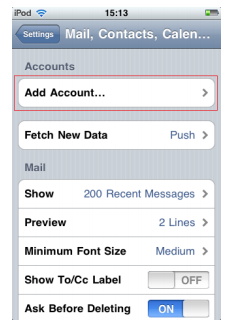 How to turn off push for email on iphone iphone-tricks. Com.