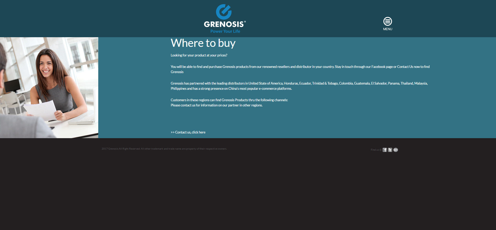 GRENOSIS - where to buy