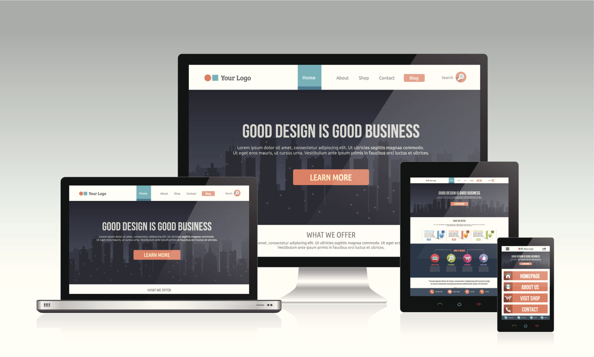 Responsive Website Design Agency