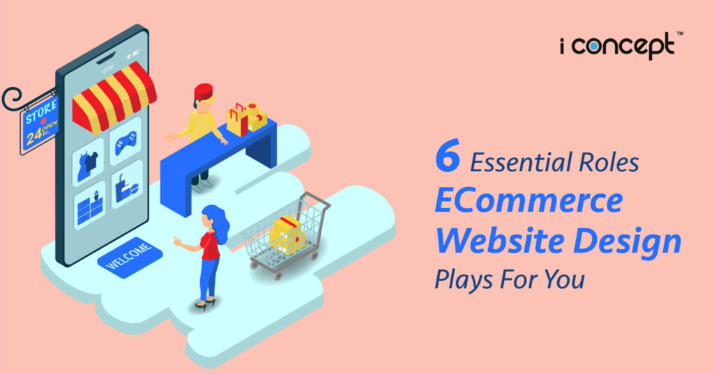 ECommerce Website Design For ECommerce in Singapore By ECommerce Developers
