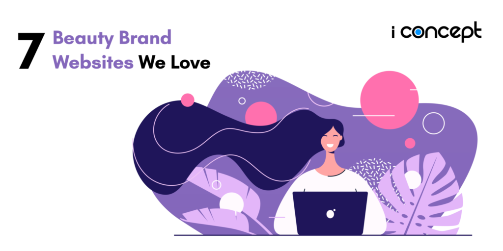 7 Beauty Brand Website Designs We Love