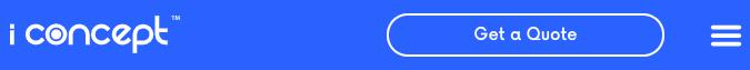 iConcept navigation bar mobile view