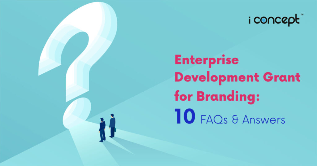Creative Agency in Singapore's Guide For Enterprise Development Grant (EDG)
