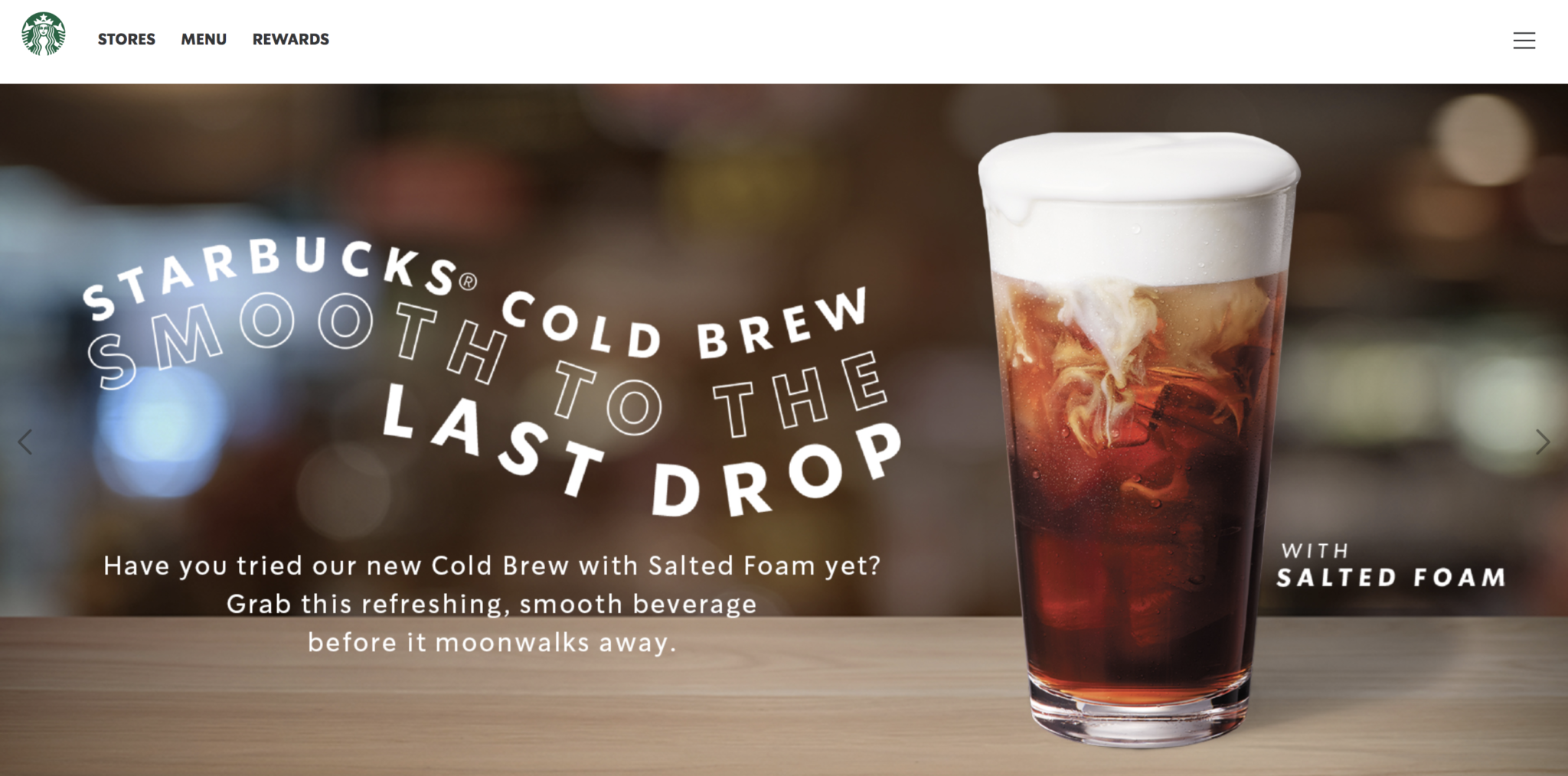 Starbucks-Singapore-Homepage