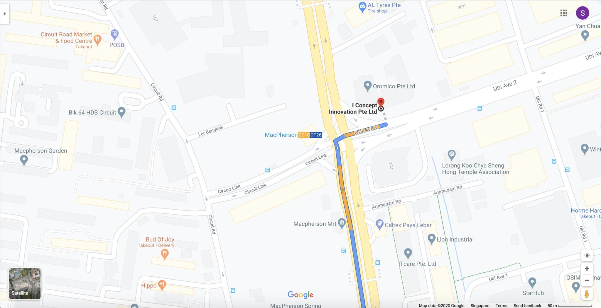 Google-Maps-I-Concept