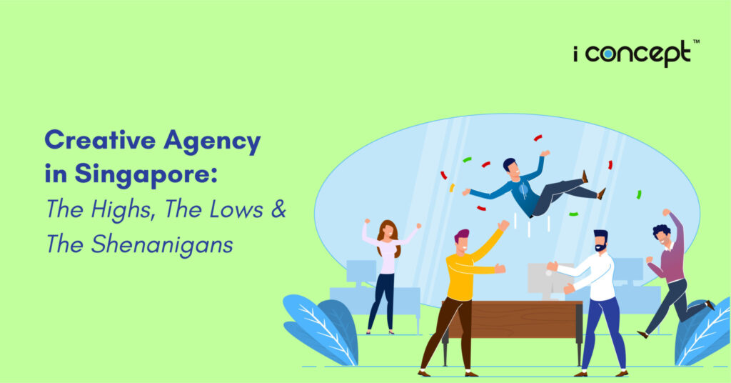 Creative Agency Partners Behind-The-Scenes