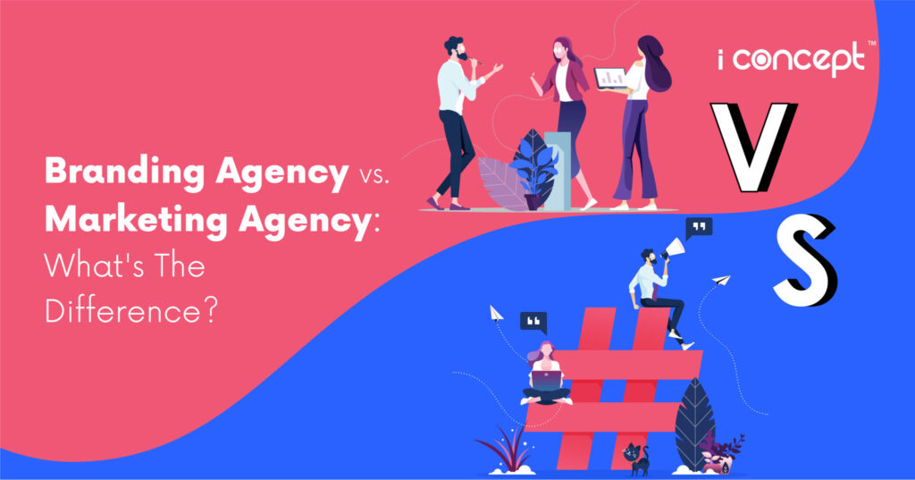 Branding Agency Singapore - Differences With Other Agencies