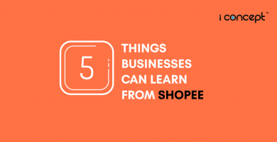 ECommerce in Singapore: 5 Things Businesses Can Learn from Shope