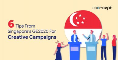 Creative Campaigns & Politics By Creative Agency in Singapore